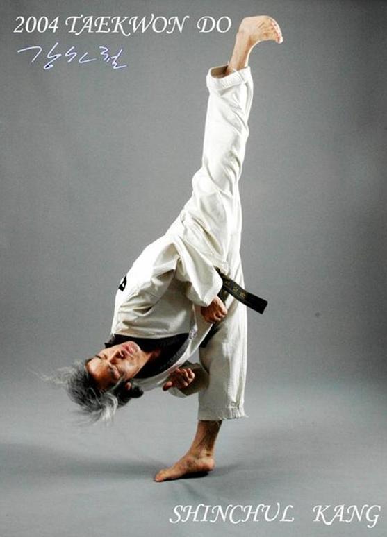 Kang Shin Chul Legenda Hidup Taekwondo Asal Korea Taekwondo Indonesia News